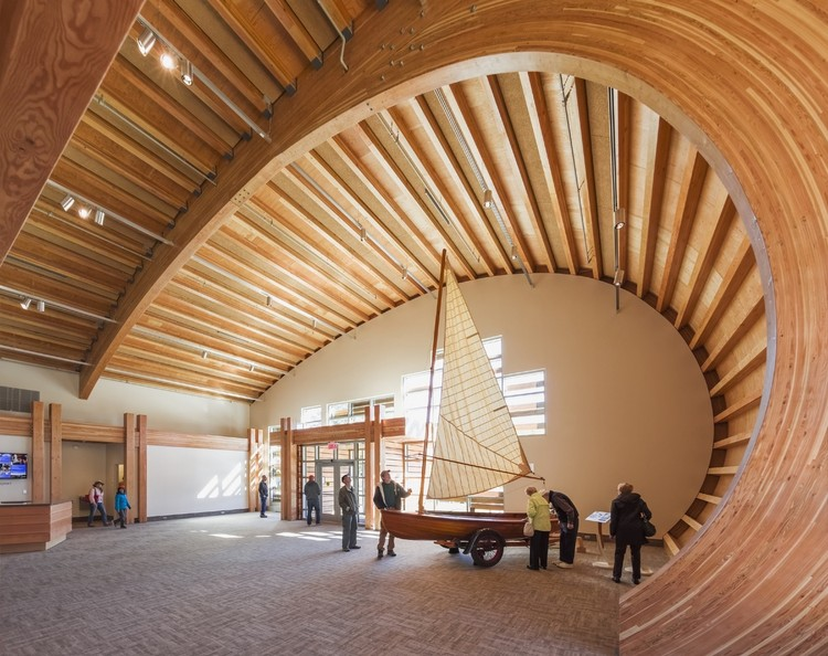 100 Best Wood Architecture Projects in the US | ArchDaily