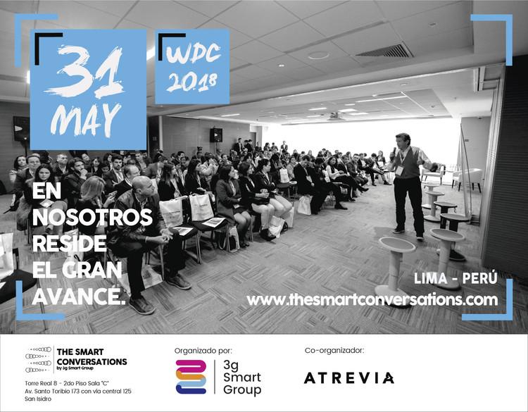 """2° Workplace Design Conference: """"Transformación por y para las personas"""", 3G Smart Group"""