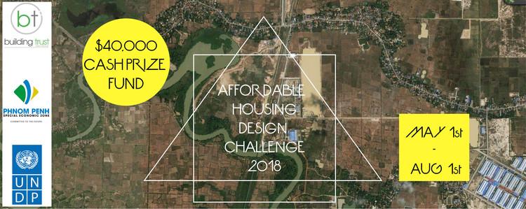 Building Trust International anuncia octava edición de concurso para el diseño de viviendas asequibles, Concurso para el diseño de viviendas asequibles