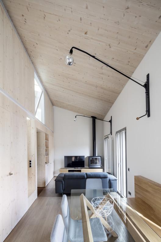 Casa Aleix I Mariona / SAU Taller D'Arquitectura, © Adrià Goula