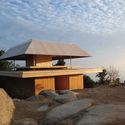 Miyajima Misen Observatory. Image © Sambuichi Architects