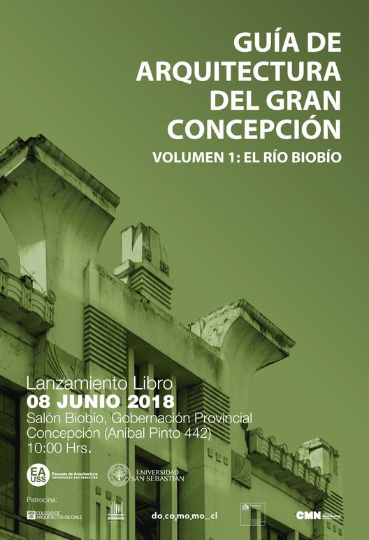 Lanzamiento 'Guía de arquitectura del Gran Concepción', Escuela de Arquitectura, Universidad San Sebastian
