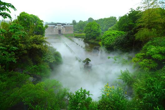 Amanyangyun / Kerry Hill Architects. Image Cortesía de Prix Versailles