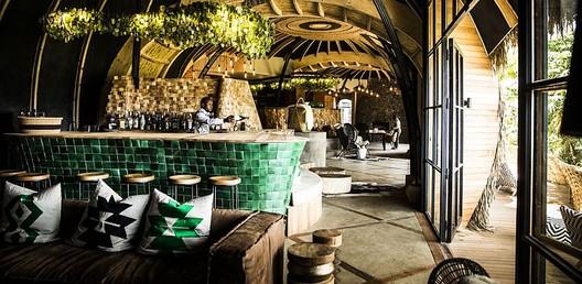 Bisate Lodge / Nicholas Plewman Architects . Image Cortesía de Prix Versailles