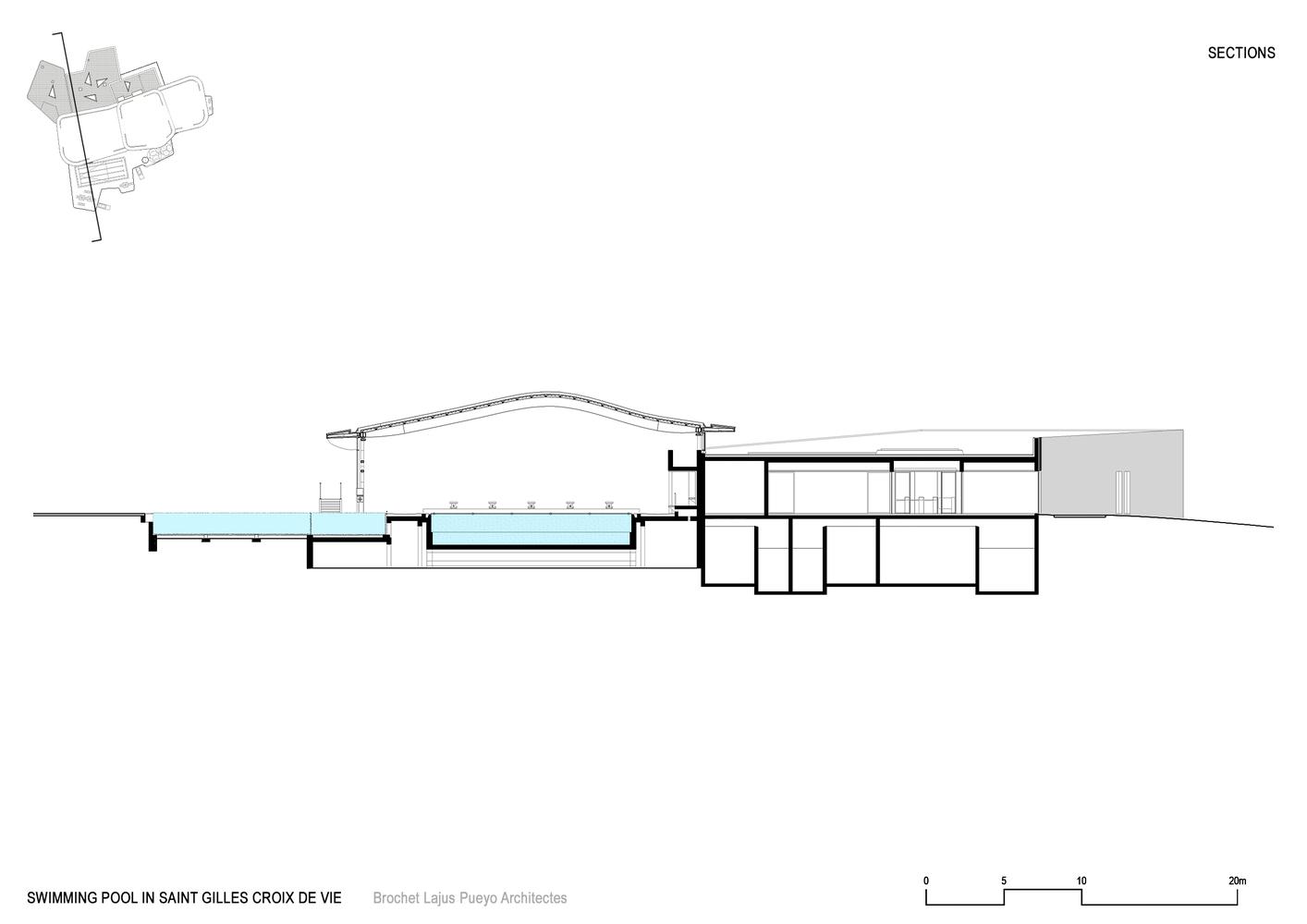 Gallery of Swimming Pool in Saint Gilles Croix de Vie / Brochet ...