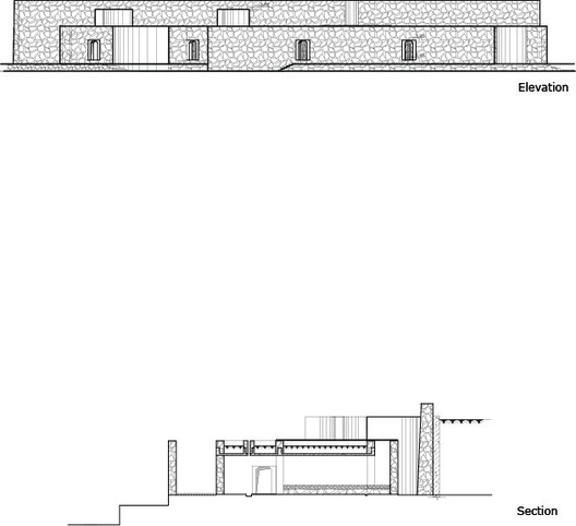 Elevation & Section