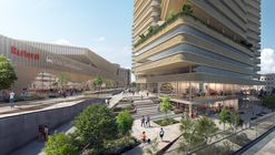 C.F. Møller Architects, Kristin Jarmund Architects and Rodeo Architects Propose Urban Realm in the Center of Oslo