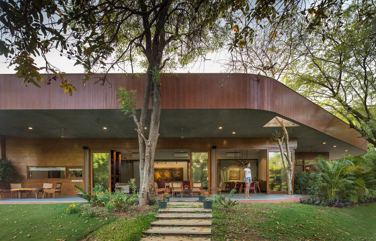The Verandah House / Modo Designs, © Bharat Aggarwal