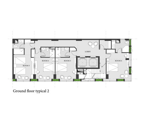 Ground Floor Typical 2