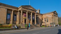 AL_A Selected for $55Million Renovation and Extension of Scotland's Paisley Museum