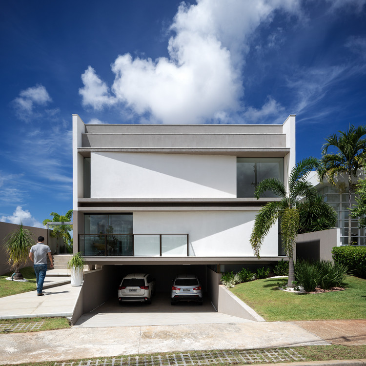House in Salvador / Norte Arquitetos, © Manuel Sá