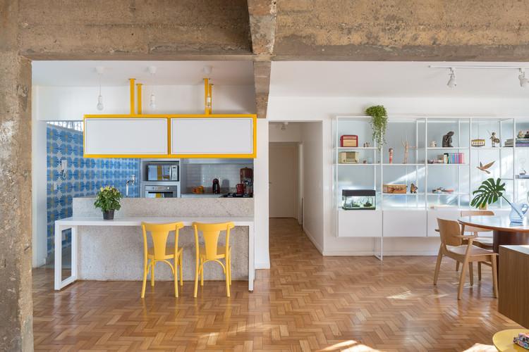 Departamento Bauru / Semerene Arquitetura Interior, © Joana França