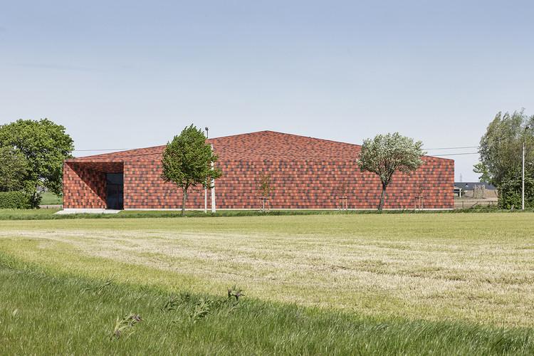 Heritage Depot Potyze / Claeys - Haelvoet Architecten, © Piet-Albert Goethals