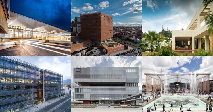 Conoce los 108 proyectos seleccionados para la XXVI Bienal colombiana de Arquitectura
