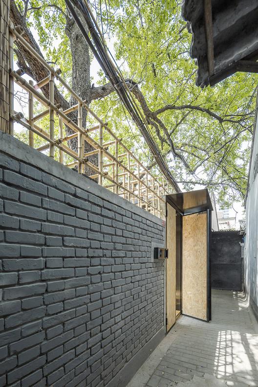 Doorway. Image © Weiqi Jin
