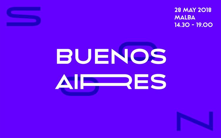 """""""Paisaje como urbanismo en América Latina 2018"""" en Buenos Aires, Trinidad Sanchez"""
