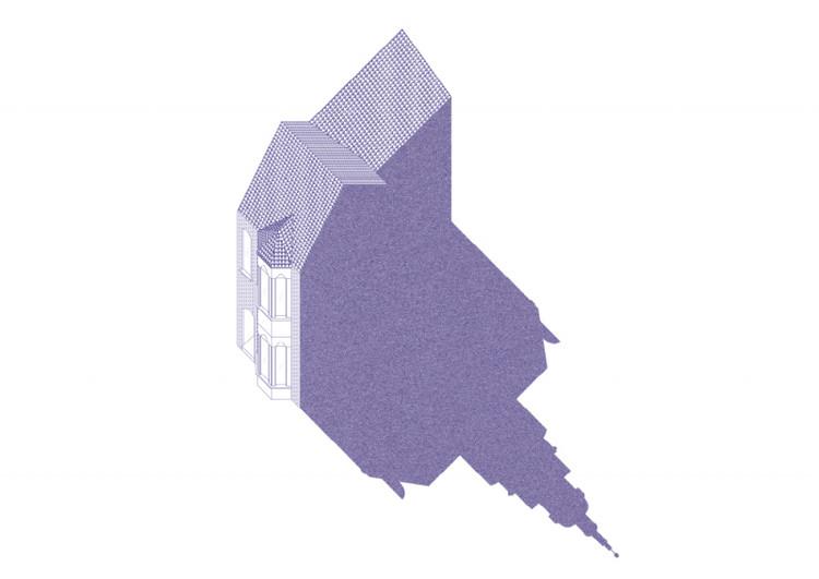 The Common House / Jacob Hoppner from University of Stuttgart. Image via YTAA - Young Talent Architecture Award