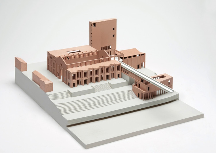 The Agonistic City / Benjamin Wells from The Royal Danish Academy of Fine Arts . Image via YTAA - Young Talent Architecture Award