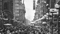 Santiago abre convocatoria para remodelar paseos peatonales de su centro histórico