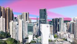 Erik Harley explora nuestro mundo globalizado y urbanizado a través de Google Earth