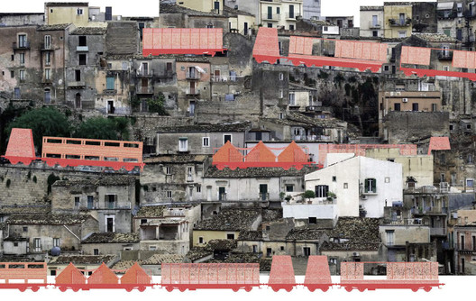 Loca(l)motive - Vignesh Harikrishnan, India. Image via Association of Siamese Architects