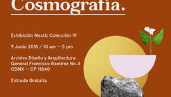 Exhibición Cosmografía en Archivo.