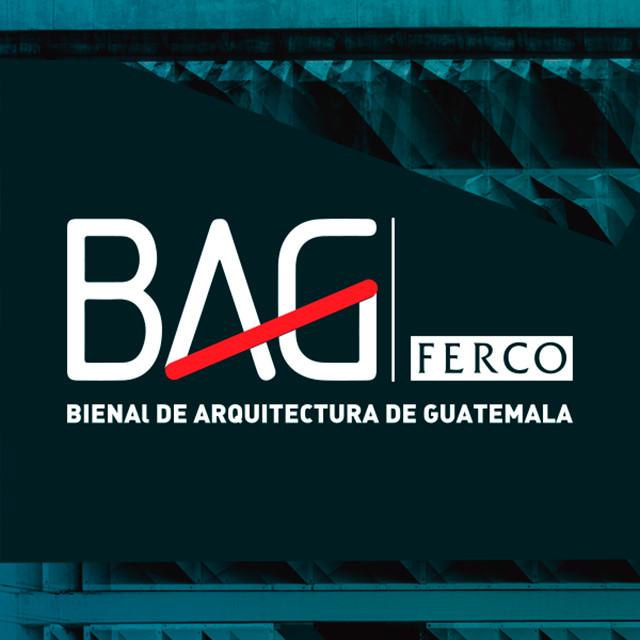 BAG 2018: Bienal de Arquitectura de Guatemala, https://www.facebook.com/bienarqgt/