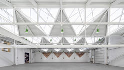 Gon-Gar Workshops Rehabilitation and Extension / NUA arquitectures
