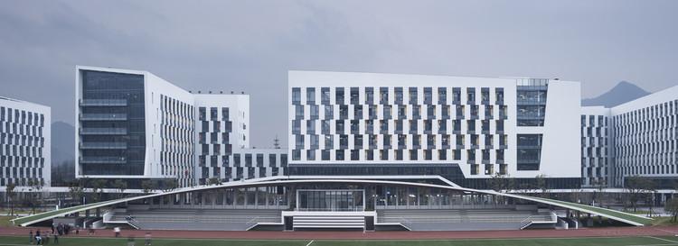 Zhejiang Conservatory of Music Student Apartments / gad + GLA, © Yao Li