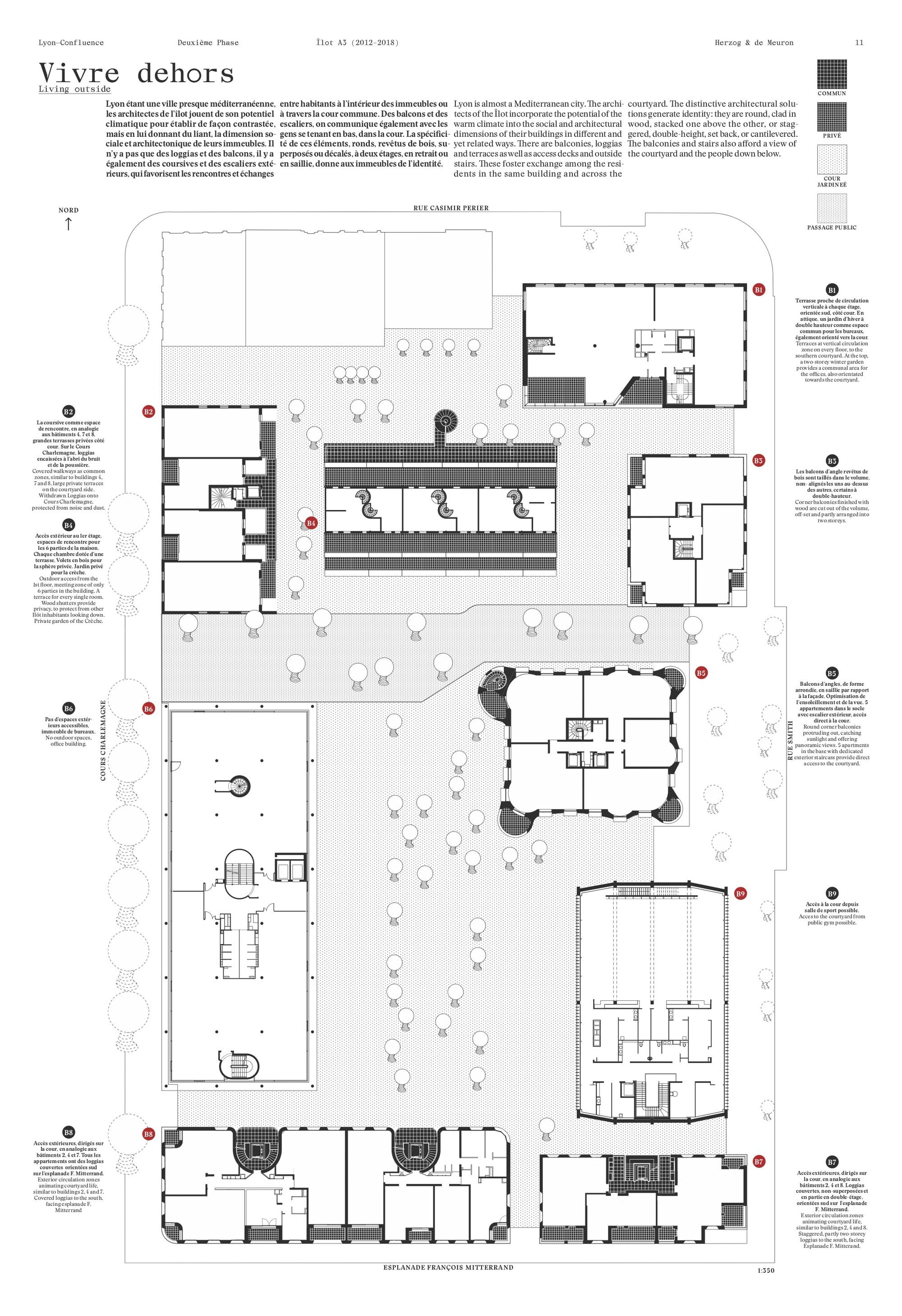 Plan de Maisons: Plan Maison Avec 2 Logements