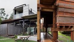 La vivienda unifamiliar como manifiesto experimental del arquitecto moderno