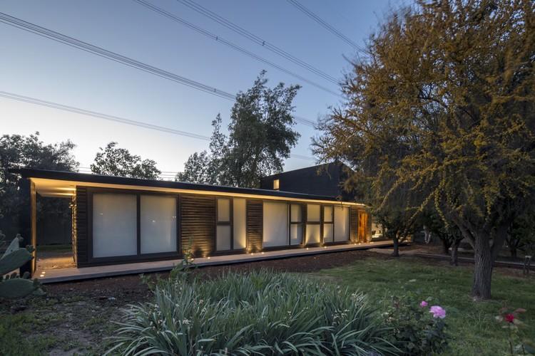 YG House / COMUNarquitectos, © Aryeh Kornfeld