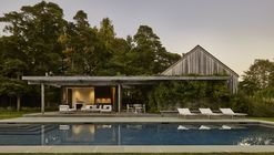 Pool House / Robert Young Architects