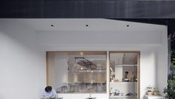Café Invisible / I Like Design Studio