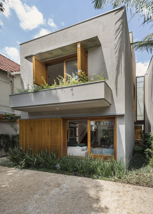 Sampaio Vida House / Rocco Arquitetos, © Evelyn Muller