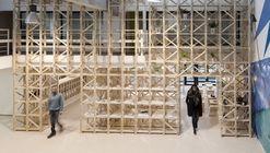 """PILOTO Galería Itinerante de Arquitectura finaliza su ruta en Santiago con la obra """"La Situación"""""""
