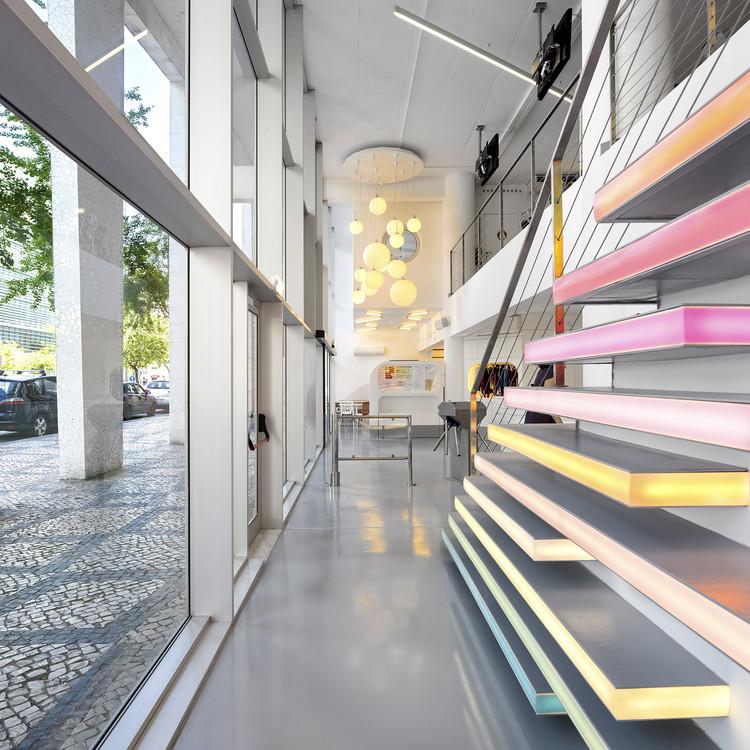 PUMP Gyms / NOZ Arquitectura, © Fernando Guerra | FG+SG