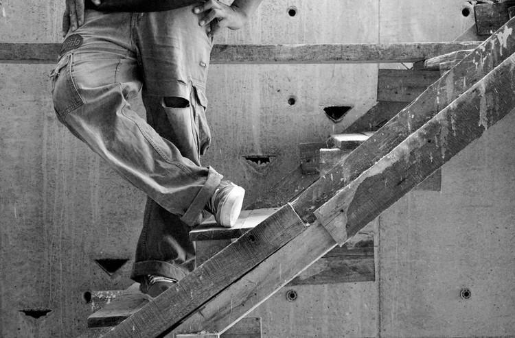 FOMM: el proceso constructivo en la fotografía de arquitectura  , © Manuel Mosquera
