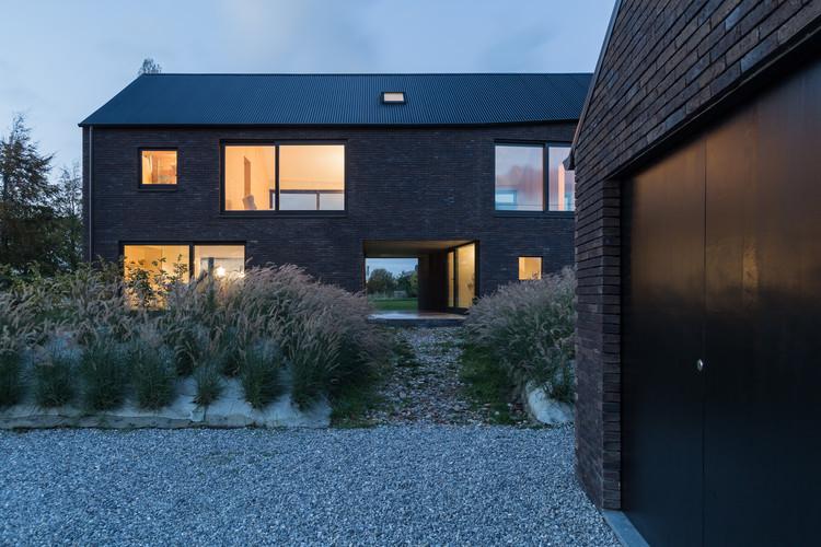 Housing BO / LRARCHITECTES, © Maxime Vermeulen