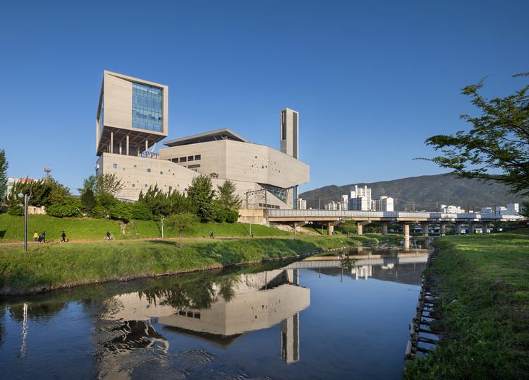 BGVC / Lee Eunseok + Atelier KOMA, HEERIM Architects & Planners, © Joonhwan Yoon
