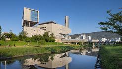 Bujeon Glocal Vision Center / Lee Eunseok + Atelier KOMA, HEERIM Architects & Planners