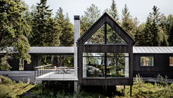 Summer House in the Stockholm Archipelago / Kod Arkitekter