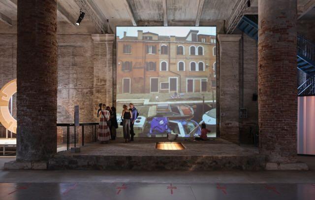 Conoce todos los detalles de 'Stand Ground', pieza de Rozana Montiel Estudio de Arquitectura para la Bienal de Venecia 2018, Cortesía de Rozana Montiel Estudio de Arquitectura