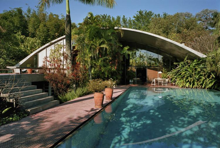 Clásicos de Arquitectura: Casa Milán / Marcos Acayaba, © Nelson Kon