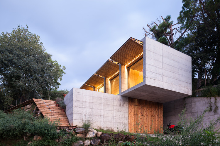 Casa Retina  / Arnau estudi d'arquitectura, © Marc Torra