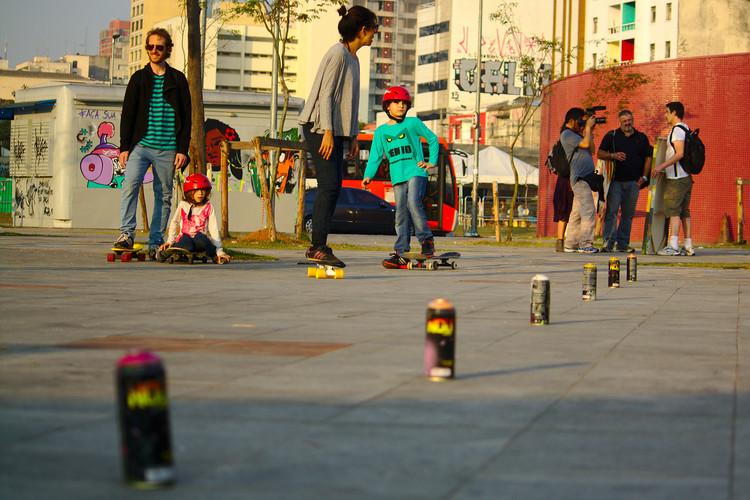 Organizações de SP publicam relatório sobre como projetar espaços públicos mais seguros para mulheres, © Paulo Henrique Baumann, via Flickr. Licença CC BY-SA 2.0
