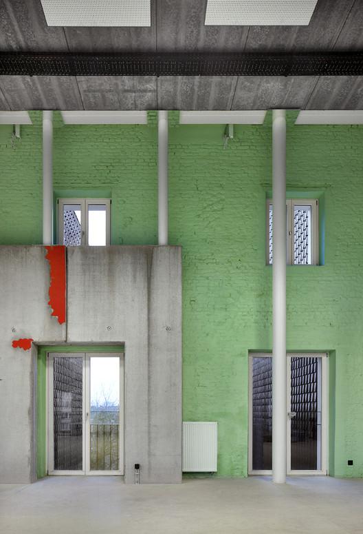 Courtesy of architecten de vylder vinck taillieu