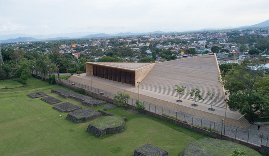 Tepanzolco Cultural Center in Cuernavaca, Morelos, Mexico / PRODUCTORA + Isaac Broid. Image © Jaime Navarro