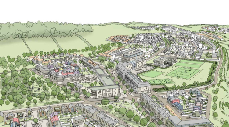 How Could Modern Self-Build Communities Challenge the Role of the Architect?, via Graven Hill Village Development Company