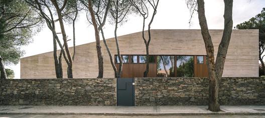 House in Madrid / DL+A De Lapuerta Campo arquitectos asociados